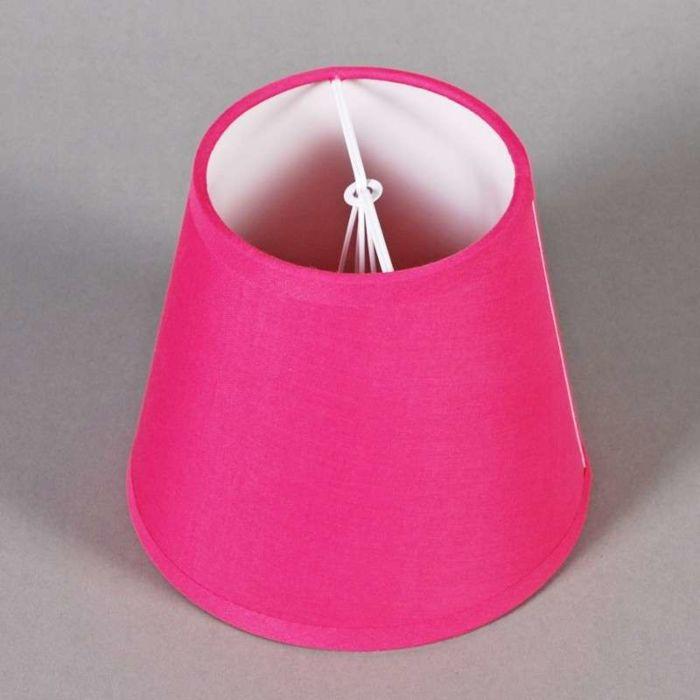 Abat-jour-à-pince-15-cm-pink-fushia