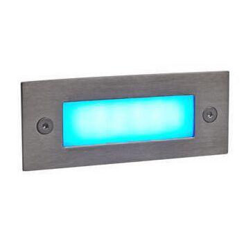 Applique-LED-encastrée-LED-lite-Recta-bleu-11-cm