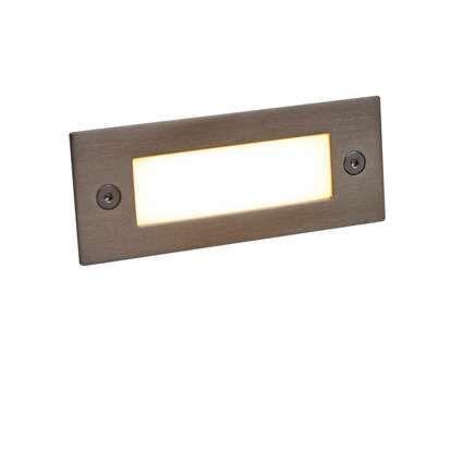 Applique-LED-encastrée-LED-lite-Recta-blanc-11-cm