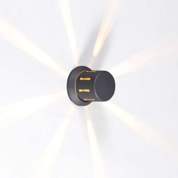 Lampe-extérieure-Surrey-anthracite