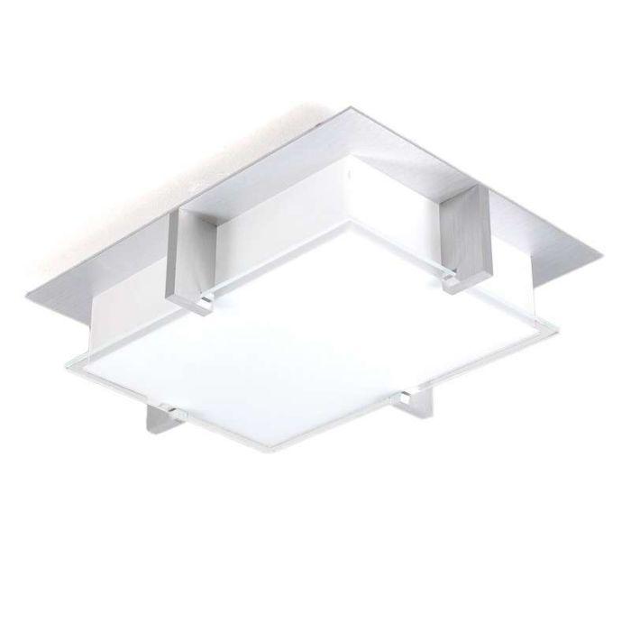 Plafonnier-Eston-25-cm-aluminium