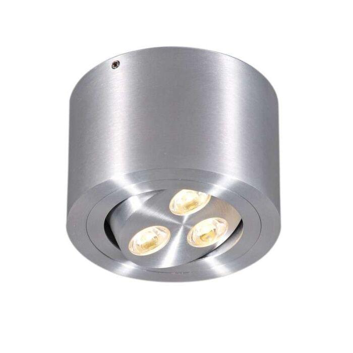 Plafonnier-Keoni-LED-aluminium