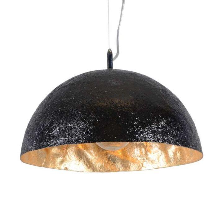 Suspension-Magna-40-cm-noir---doré