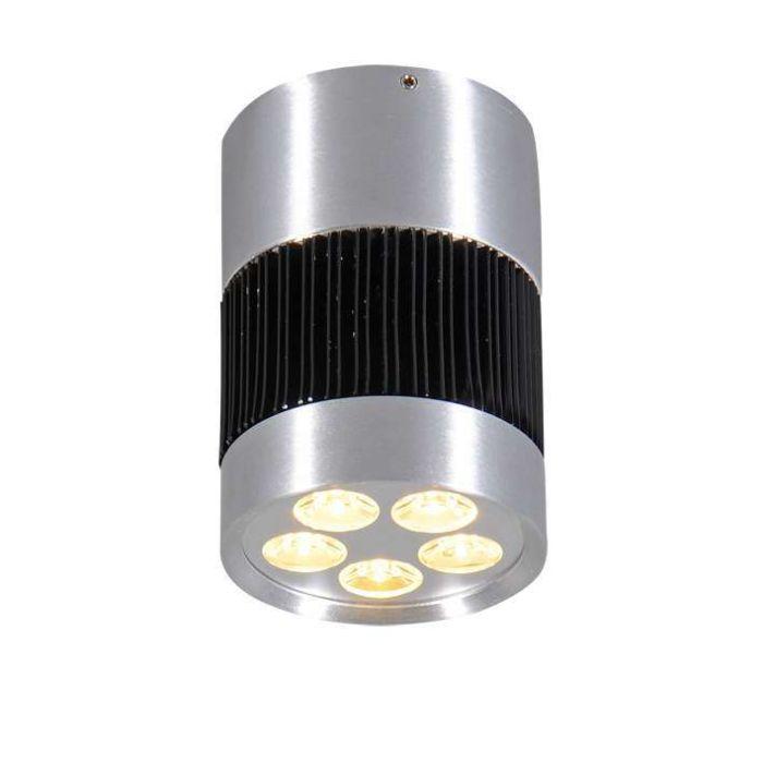 Plafonnier-Shot-I-LED-aluminium