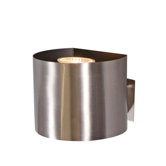 Spot-sur-prise-Plug-rond-acier