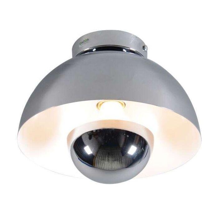 Plafonnier-Elx-1-lumières-chrome