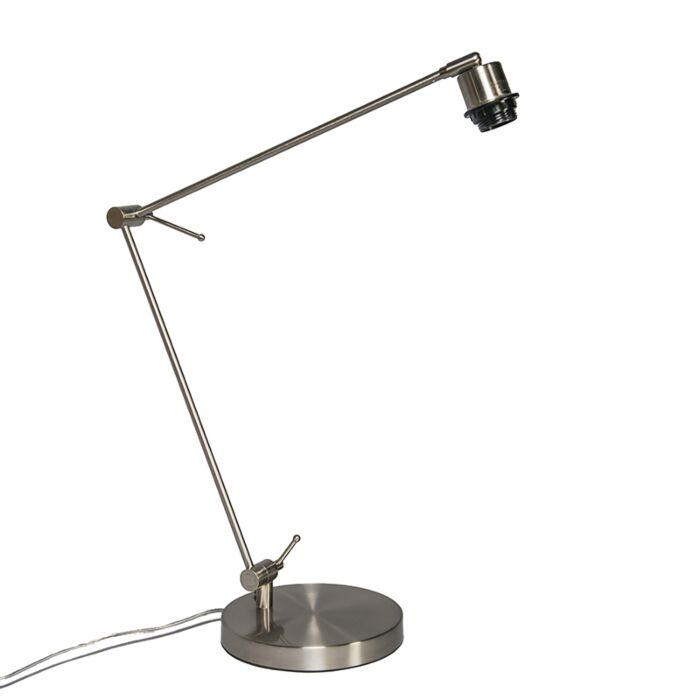 Lampe-de-table-Editor-acier
