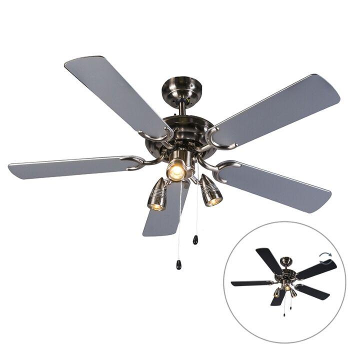 Ventilateur-plafond-gris---Mistral-42