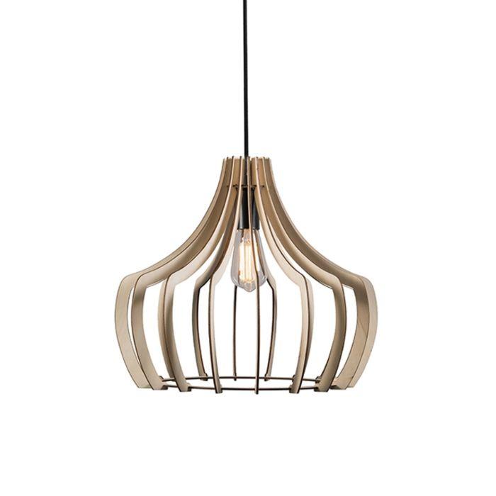 Lampe-à-suspension-design-bois---Twan