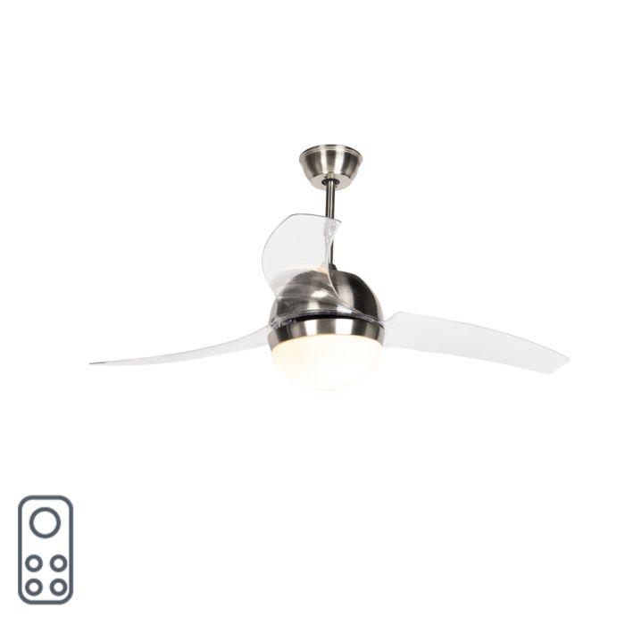Ventilateur-de-plafond-en-acier-avec-télécommande---Bora-52