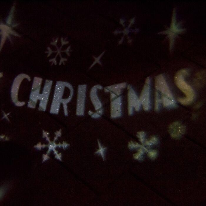 Lumières-de-Noël-Merry-X-mas-projecteur-LED-cool-blanc