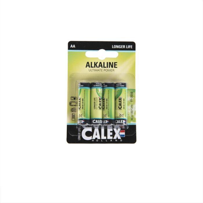Paquet-de-4-piles-AA---Penlite-Alkaline-Longlife