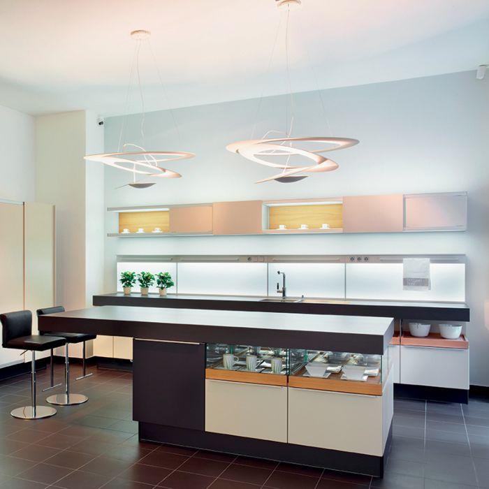 Lampe-à-suspension-design-blanche-97-cm---Pirce-Suspension