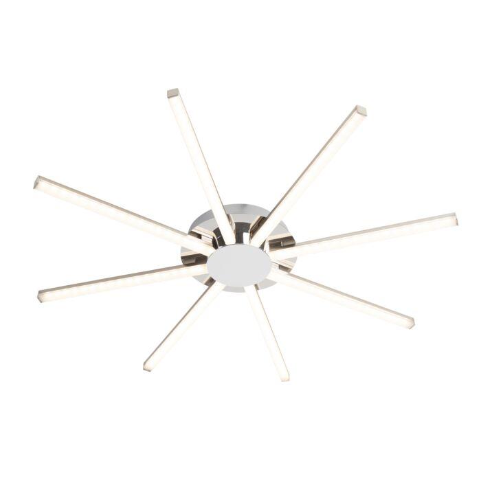 Plafonnier-design-en-acier-avec-LED---Simona-otto