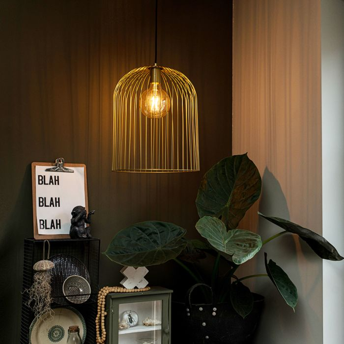 Lampe-suspension-design-or---Wire-Knock
