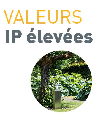 Valeurs IP élevées