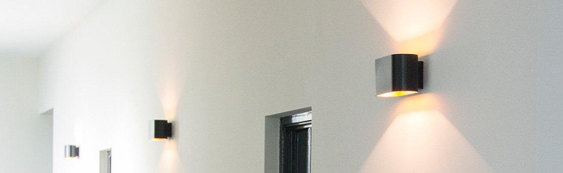 Lumières LED à gradation