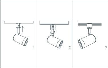 Étape 4. Confirmer les points sur les rails